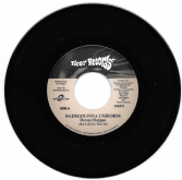 Devon Morgan - Badman Inna Uniform / Guitar Ghetto Riddim (Tiger Records) 7""
